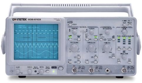 gos-6103 模拟示波器